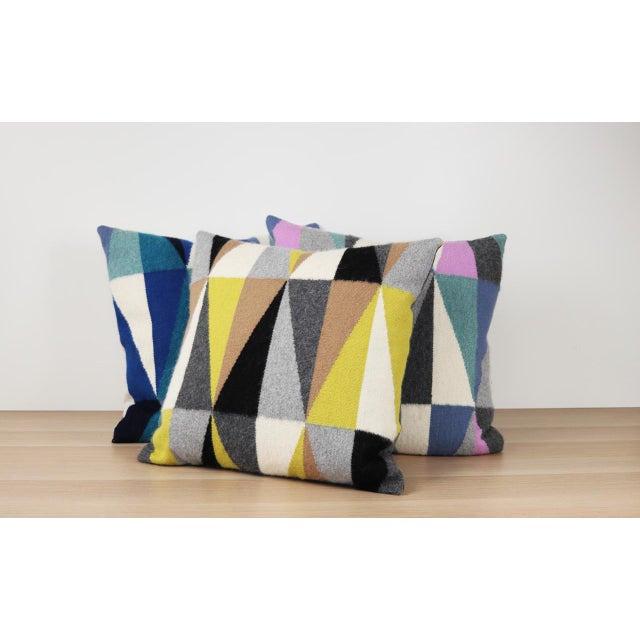 100% Baby Alpaca Harmoni Pillow For Sale - Image 4 of 5