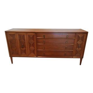 Vintage Mid-Century Maple Sideboard / Buffet