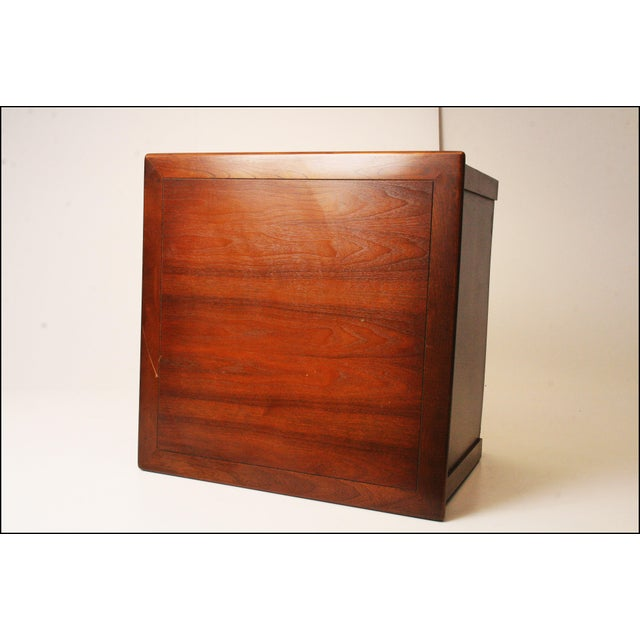 Harvey Probber Style Mid-Century Modern Square Side Table - Image 9 of 11