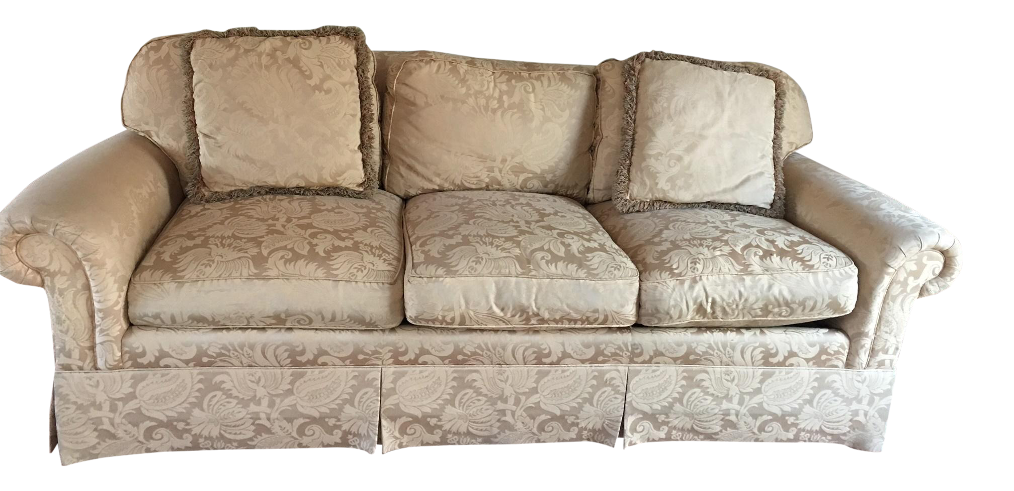 Delicieux Brocade Sherrill Sofa   Image 1 Of 4