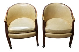 Image of Club Chairs Sale