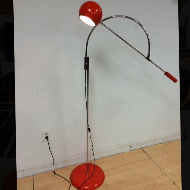 Robert Sonneman Orbiter Floor Lamp For Sale - Image 7 of 8