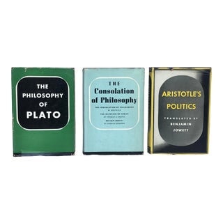 Vintage Philosophy Books - Set of 3 For Sale