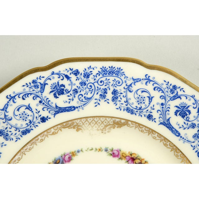 Black Knight Margarite Salad Plate - Set of 8 For Sale - Image 4 of 7