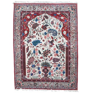 Leon Banilivi Sino Persian Tree of Life Rug - 9' X 12'