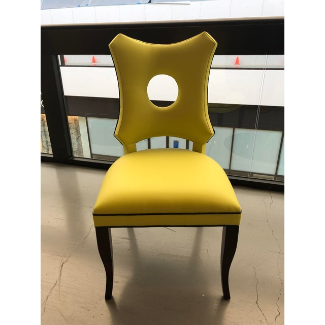 Wood Modern Dining Chair For Sale - Image 7 of 7