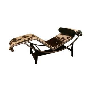 Le Corbusier - LC4 Chaise Lounge