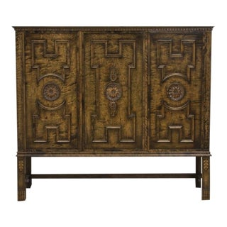 AXEL EINAR HJORTH Roma Cabinet Bodafors, Sweden, ca. 1925 For Sale