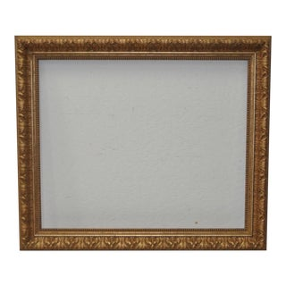 Vintage Carved & Gilded Italian Frame c.1940s to 1950s