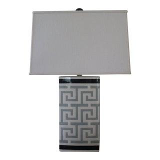 Jill Rosenwald's Key V Brick Lamp For Sale