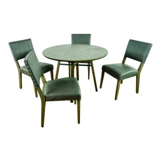 Crate & Barrel Dining Set