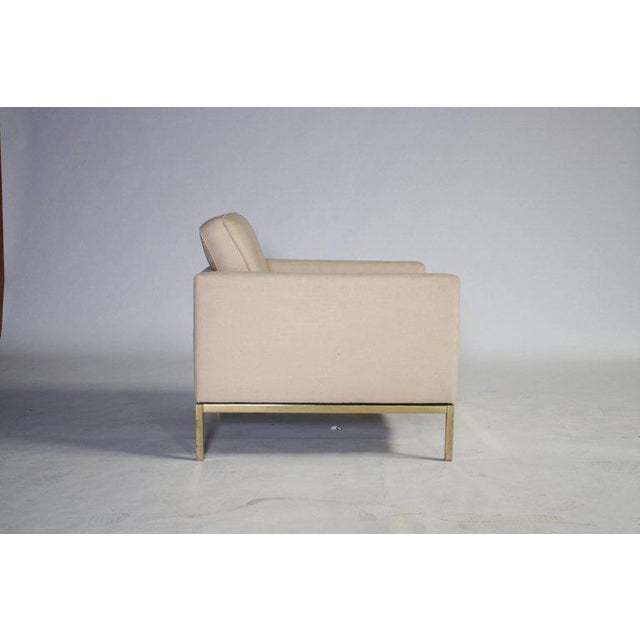 Knoll Florence Knoll Armchair For Sale - Image 4 of 8