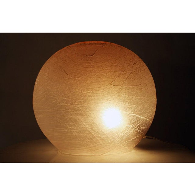 """1960s Seguso Merletto """"Cotton Candy"""" Table Lamp For Sale - Image 5 of 7"""