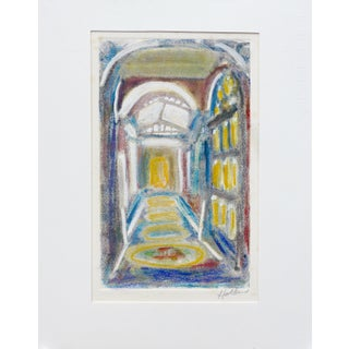 Galerie Vivenne French Hallway Painting For Sale