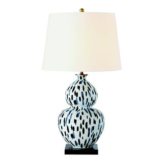 Mill Reef Indigo Lamp For Sale
