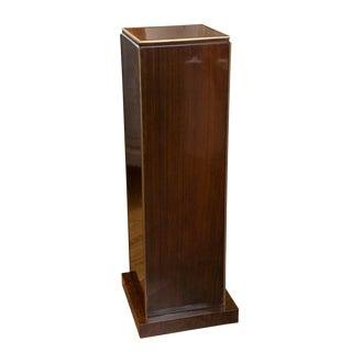 Fine Art Deco Pedestal Stand