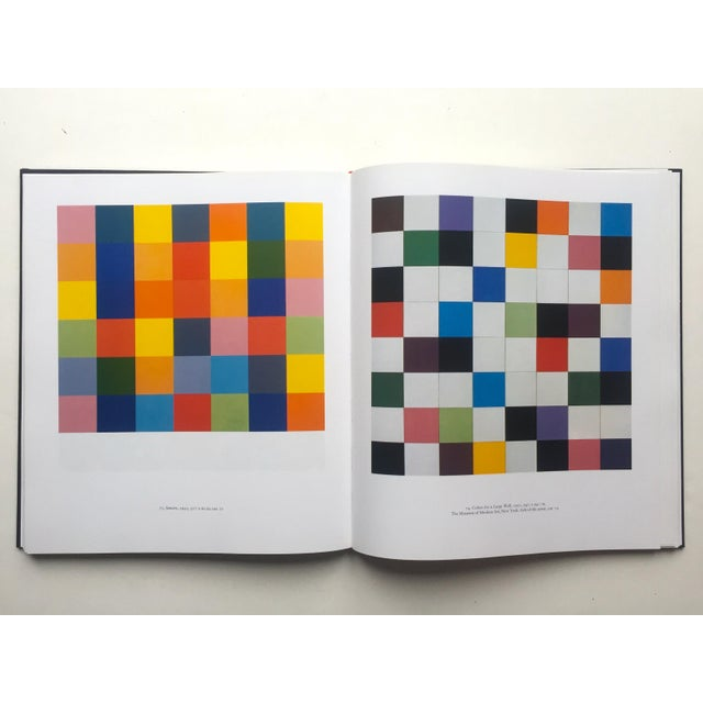 """Cardboard """"Ellsworth Kelly the Years in France 1948 - 1954 """" 1st Edition Hardcover Exhibition Art Book For Sale - Image 7 of 11"""
