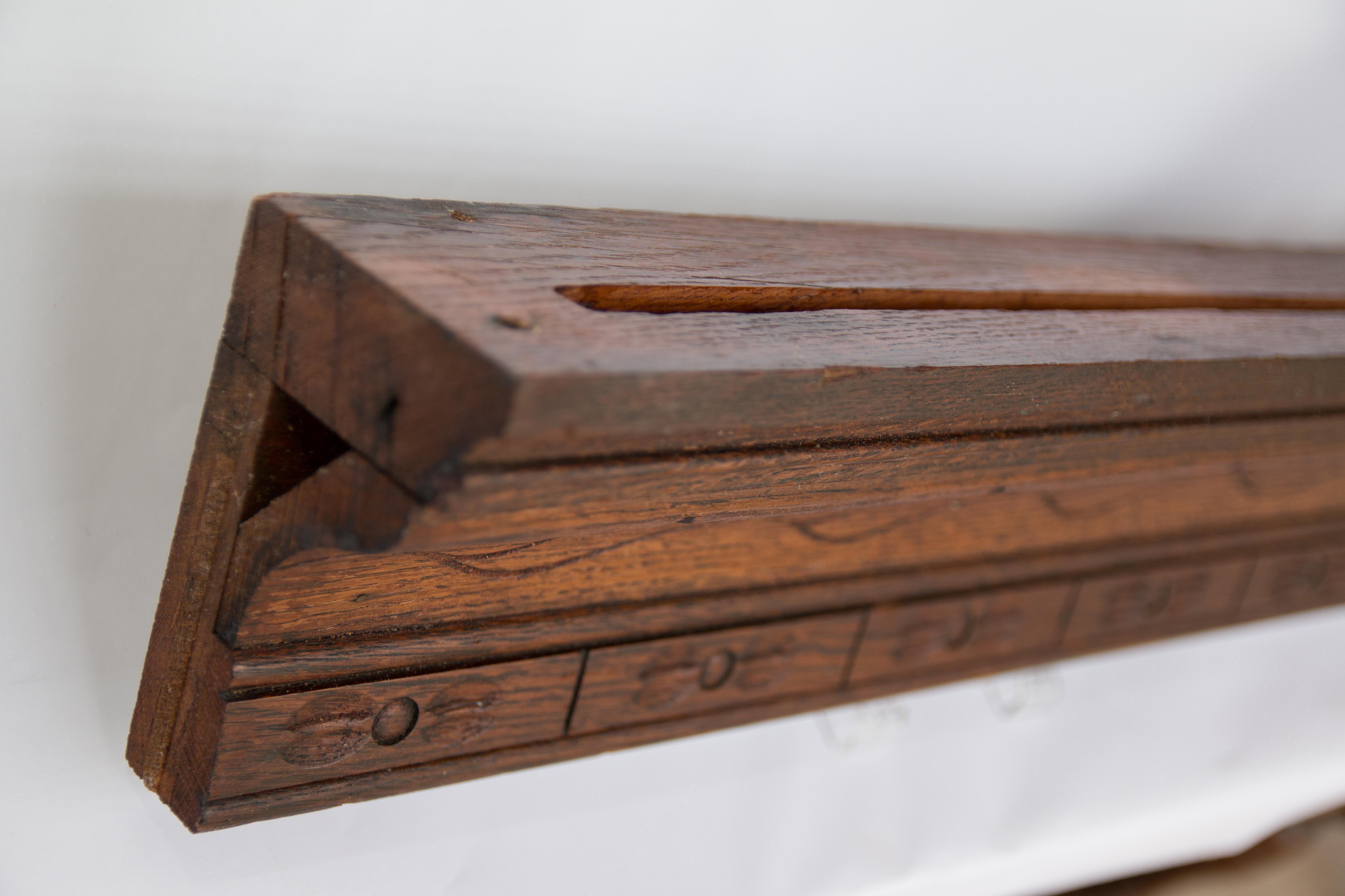 Large Antique French Carved Walnut Shelf \u0026 Plate Rack - Image 5 ...  sc 1 st  Chairish & Large Antique French Carved Walnut Shelf \u0026 Plate Rack   Chairish