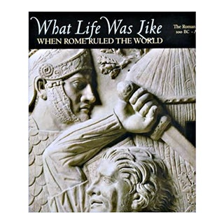 "Coffee Table Book ""What Life Was Like When Rome Ruled the World"""