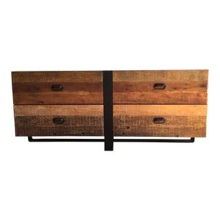 Reclaimed Wood Hayden 4 Drawer Dresser For Sale