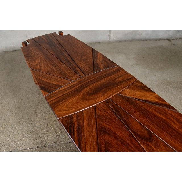 Bud Tullis Studio Craft Coffee Table - Image 7 of 8