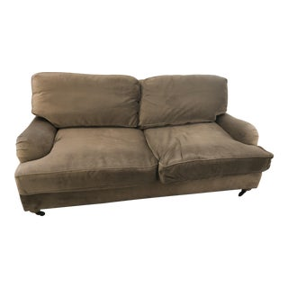 Restoration Hardware English Roll Arm Sofa