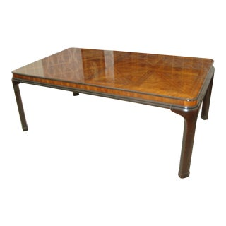 Vintage Drexel Heritage Dining Table