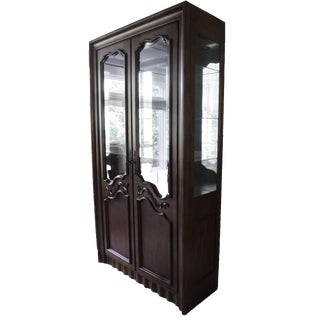 Hickory Company Curio Cabinet For Sale