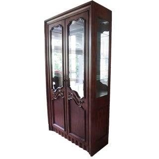 Hickory Company Curio Cabinet