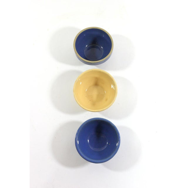 1900s Old Farmhouse Bowls - Set of 3 - Image 4 of 7