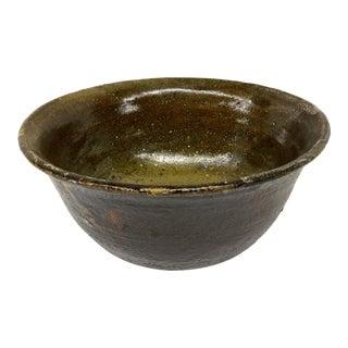 Heavy Artisan Stoneware Bowl