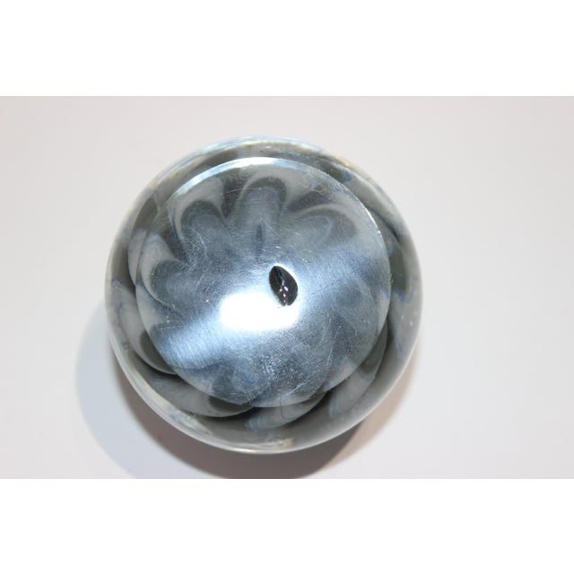 Gray Mid-Century Modern Paper Weight by Tennesee's Irving J Slotchiver For Sale - Image 8 of 12
