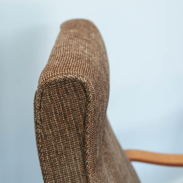 Pair of Thonet Bentwood Armchairs For Sale - Image 10 of 12
