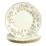 Image of Minton Virginia Salad Plate - Set of 4 For Sale