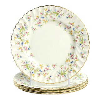 Minton Virginia Salad Plate - Set of 4 For Sale
