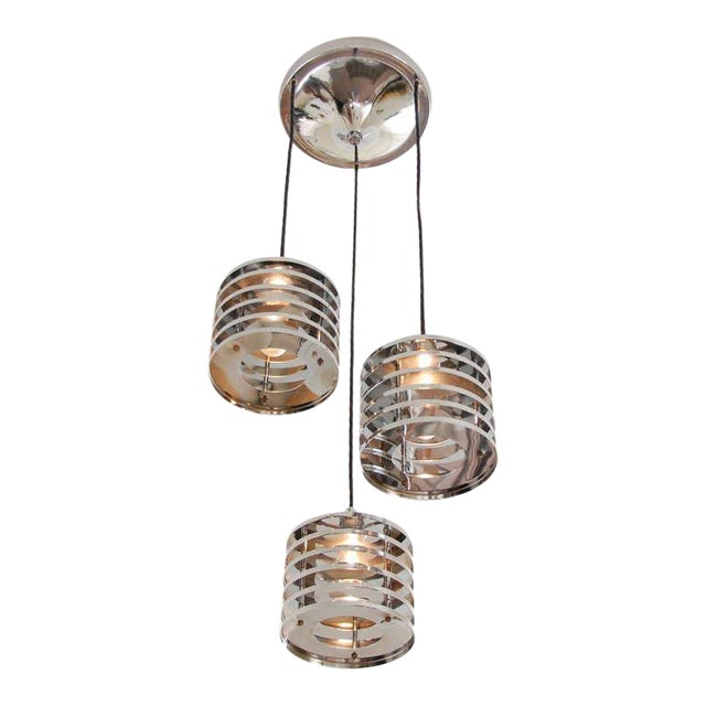 60s Italian Chandelier - Image 1 of 9