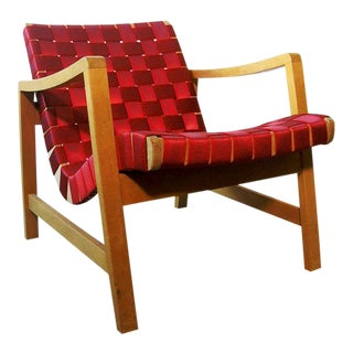 1940s Jens Risom for Knoll International 625 Chair For Sale