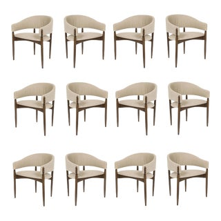 Set of 12 Enroth Dining Chairs