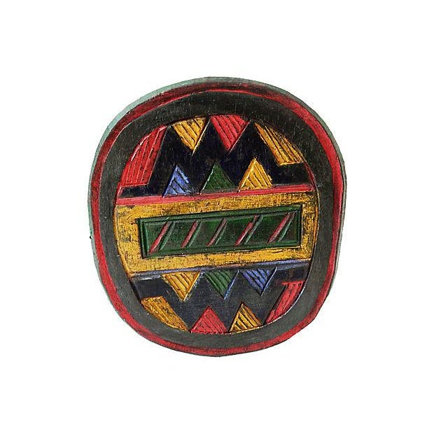 African Nupe Low Milk Stool - Image 4 of 6