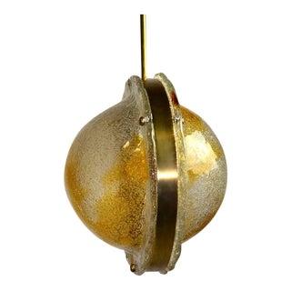 "Mazzega ""Lollipop"" Globe Pendant For Sale"