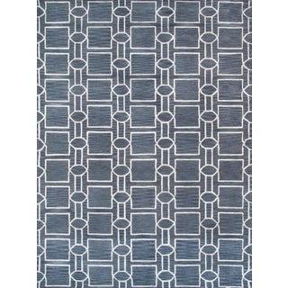 Pasargad Transitiona Vsilk & Wool Rug - 4' X 6'
