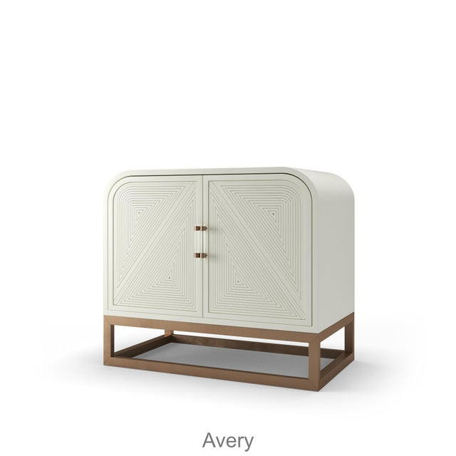 Not Yet Made - Made To Order Avery Credenza - Simply White For Sale - Image 5 of 5