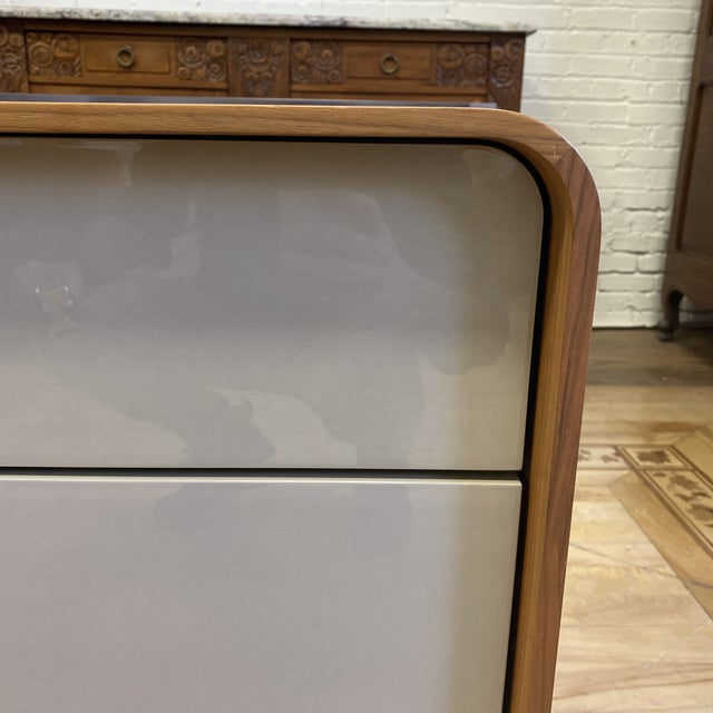 Ligne Roset Peter Maly Cemia 3 Drawer Dresser For Sale In San Francisco - Image 6 of 10