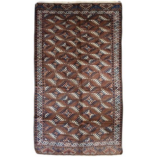 Antique Yomud Carpet