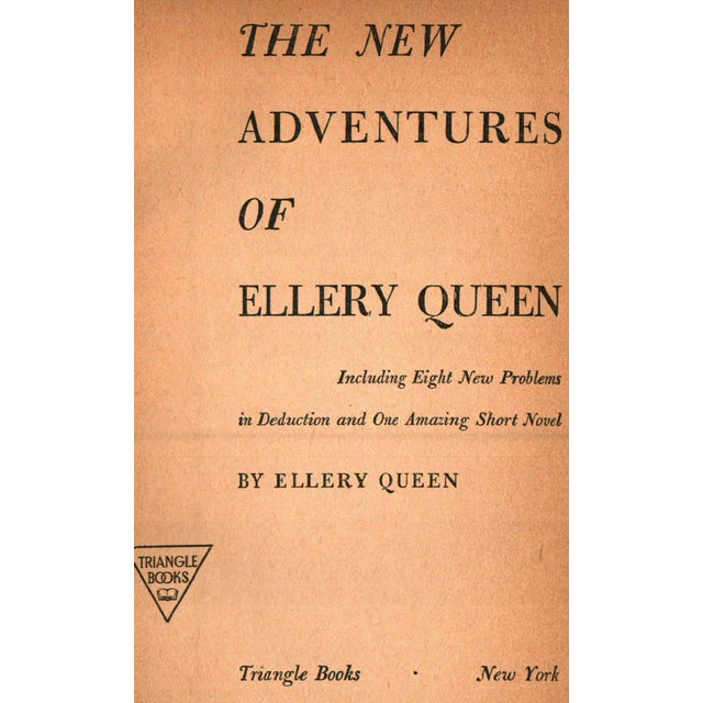 The New Adventures of Ellery Queen For Sale - Image 4 of 4