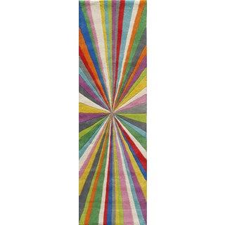 Momeni Delhi Hand-Tufted Wool Runner - 2′3″ × 8′ For Sale