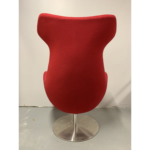 Contemporary Modern Lounge Chair by Steijer Furniture For Sale - Image 4 of 6
