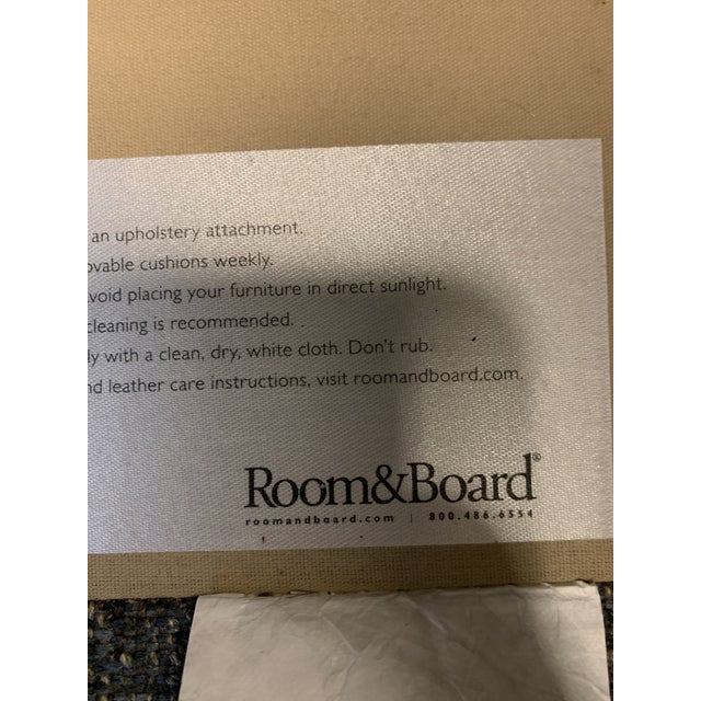 Room and Board McCreary Modern Sofa For Sale In San Francisco - Image 6 of 13