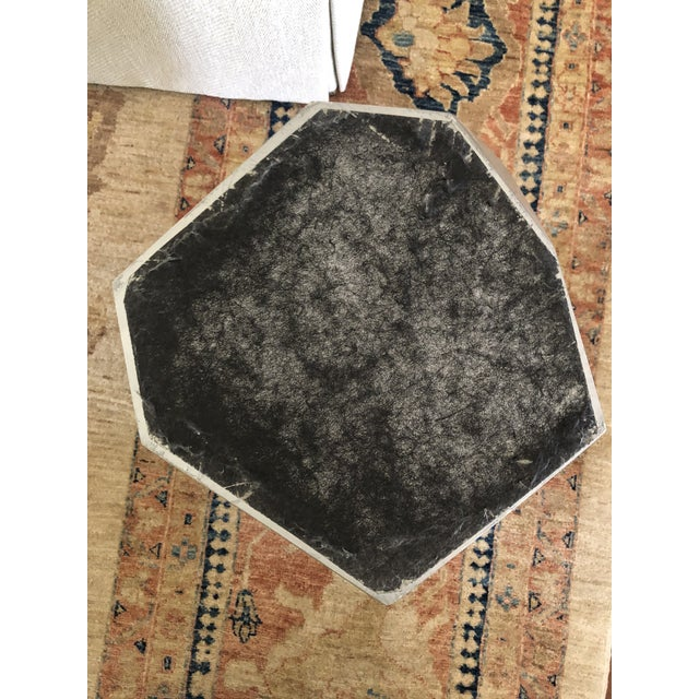 Minimalist Baker Quarry Accent Table For Sale In San Diego - Image 6 of 9