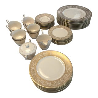 Franciscan Gold Renaissance China Dinnerware For Sale